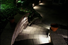 step-lights-leading-patio